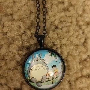 Jewelry - New my neighbor totoro necklace